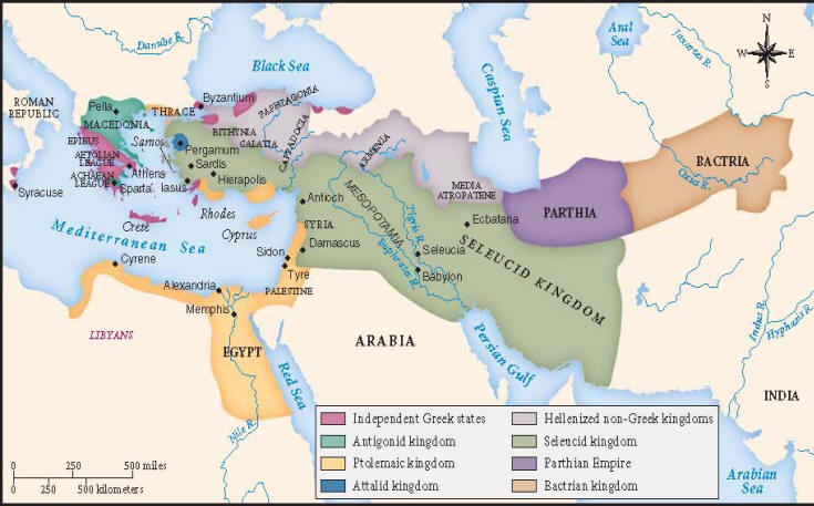 Maps 2 History  Ancient Period